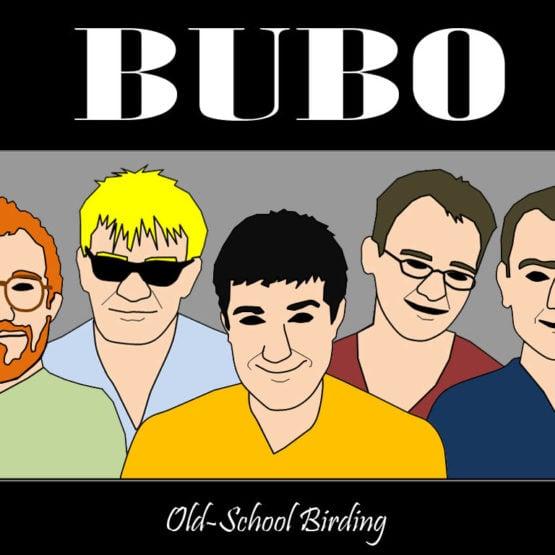 BUBO Old School Birding